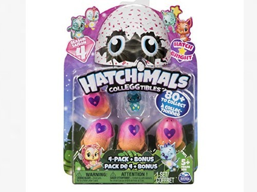Hatchimals Colleggtibles x5