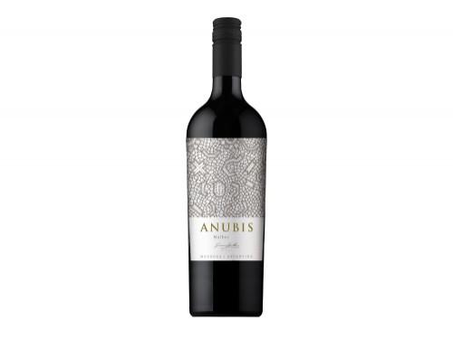 Vino Tinto Anubis Malbec 2017 Caja 6x750ml