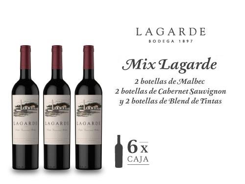 Mix Lagarde