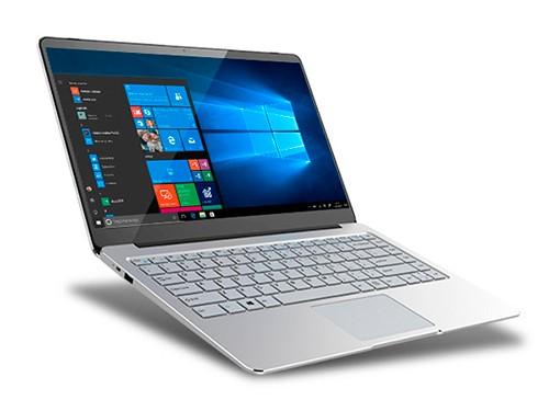"Notebook LED 14,1"" FHD Intel Ram 4GB SSD32 + SSD512 Windows 10 Pro EXO"
