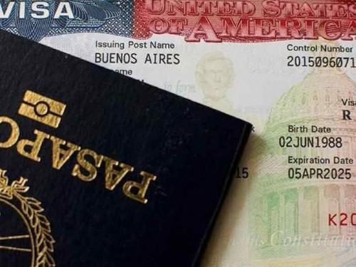 Gestión o renovación de Visas a Estados Unidos