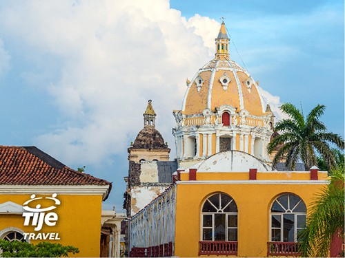 Vuelo a FLEX a Cartagena. Pagá en cuotas Incluye Imp. PAIS y AFIP
