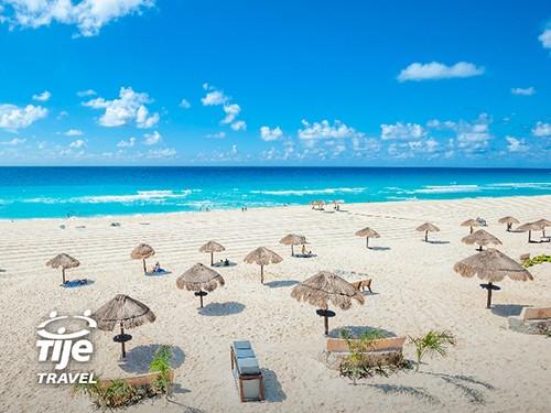 Vuelo a FLEX a Cancún. Pagá en cuotas Incluye Imp. PAIS y AFIP