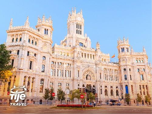 Vuelo a FLEX a Madrid. Pagá en cuotas Incluye Imp. PAIS y AFIP