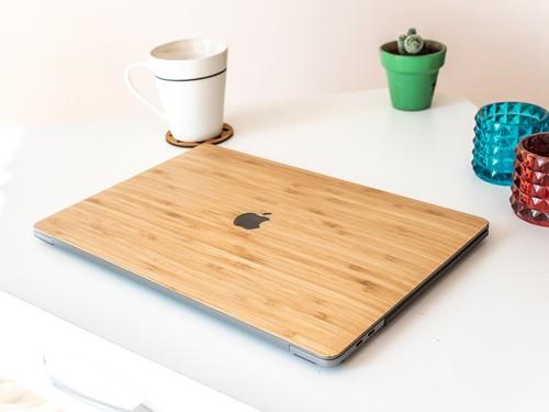 """Funda Skin Walden® Madera Real Macbook Air / Pro / 13"""" / 15"""" / 16"""""""