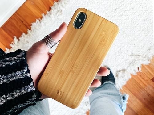 Funda Walden® Madera Real iPhone & Samsung Galaxy Toda la Gama