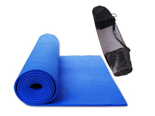 Mat Para Yoga Pilates Con Bolso Incluido Y Colores Aleatorios 180x65cm