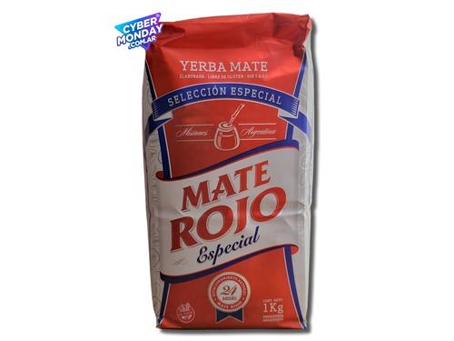 Yerba Mate Mate Rojo Selección Especial 1Kg
