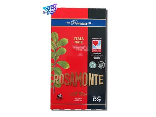 Yerba Mate Rosamonte Premium 500Gr