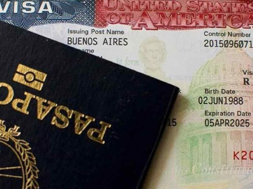 Gestión o renovación de Visas a EEUU