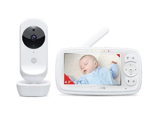 Baby Call Motorola Ease-44 Monitor Wifi Cámara Bebes Inalámbrico