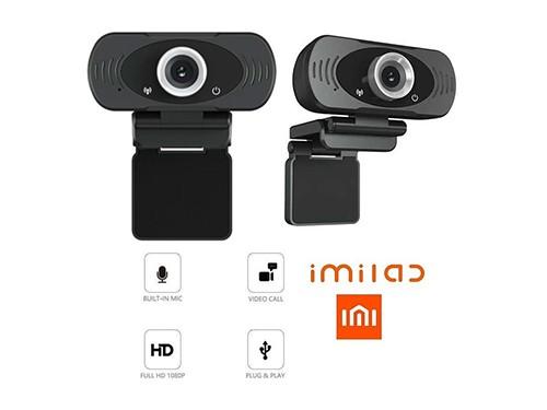 Camara Web Imilab W88 S By Xiaomi Full Hd 1080p Micrófono PC Laptop
