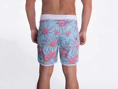 SHORT FLOWERS HAWAII-CULTURA