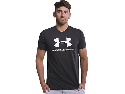 Remera Under Armour Sportstyle Logo