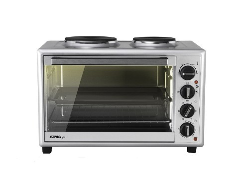 Horno Grill ATMA 50Lts. con Anafes - HG5010AN