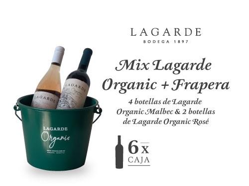 Lagarde Mix Organic + Frapera