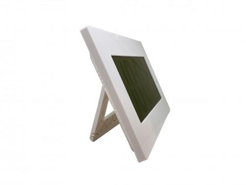 Reloj Digital de Pared Luft Blanco