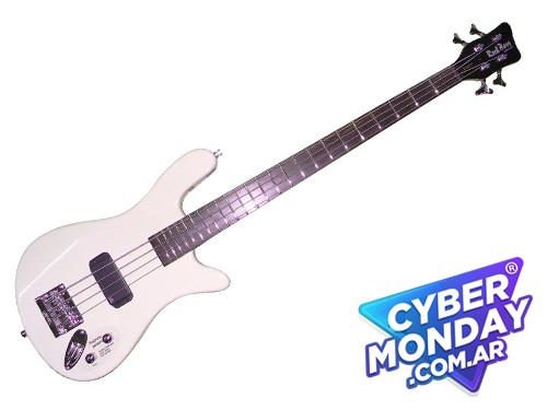 Bajo Electric 4 C Warwick Rockbass Streamer Std