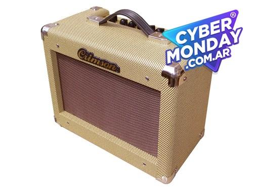 Amplificador Guitarra Eléctrica Crimson Gv15r Reverb