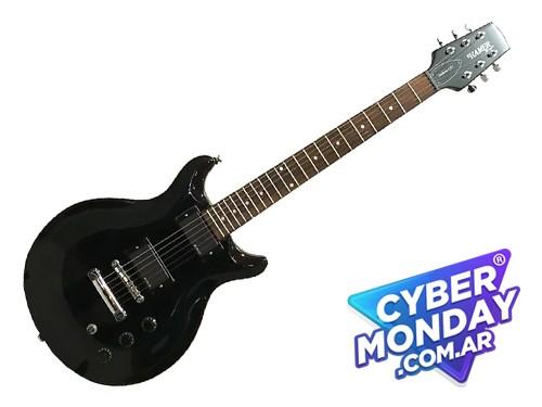 Guitarra Electrica Hamer Sat 2e Emg Mango Encolado