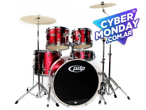 Bateria Acustica Pacific By Dw Dwpdma2215 Mainstage