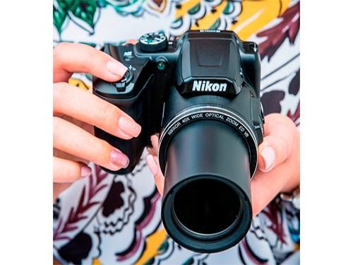 Camara Nikon Digital Coolpix B500 Full Hd Zoom X40 Zoom
