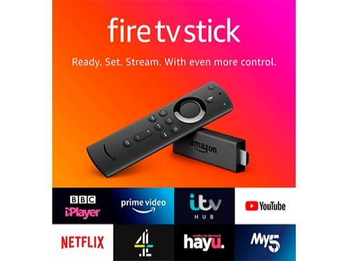 Amazon Fire Tv Stick Con Alexa Voice Remote 2da Gen Netflix