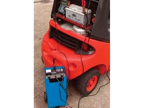 Cargador Arrancador de baterias Gamma 1596