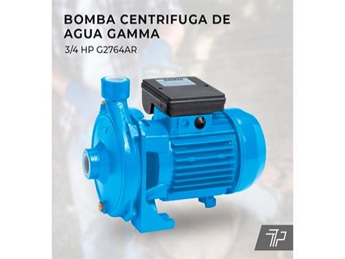 Bomba Centrifuga 3/4 Agua Elevadora Gamma 2800rpm G2764ar