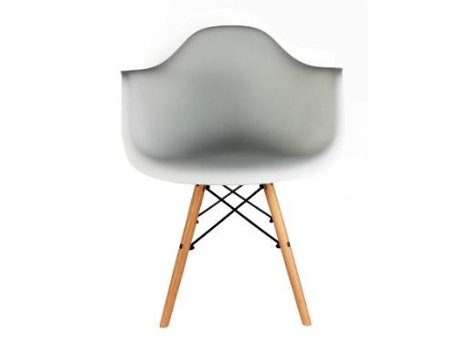 Sillon Eames x1 Blanco Nordico Moderno De Comedor - Home Kong