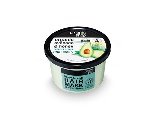 Máscara capilar reparadora - De Palta orgánica & Miel - Organic Shop