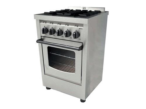 Cocina Usman 55cm Acero Inoxidable 4004