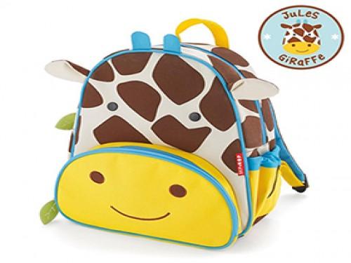 Mochila de Animalitos Skip Hop Carters para niños y niñas pequeños