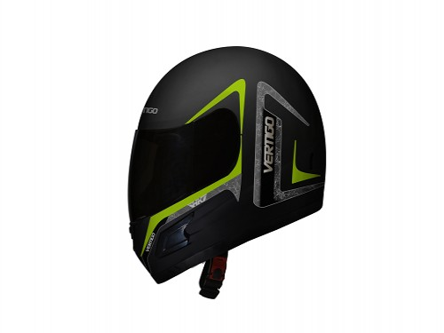 Casco Moto Integral Vertigo Dominium Exclusivo