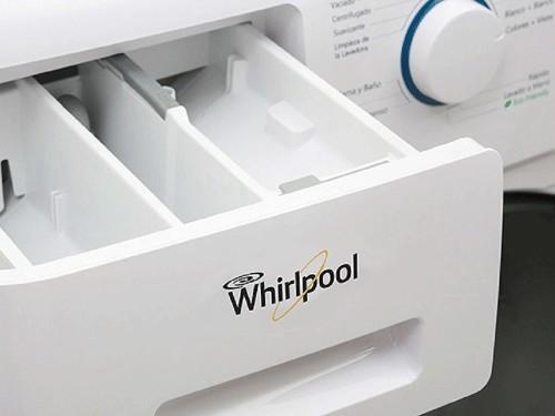 Lavarropas Carga Frontal Whirlpool 6 kg 800 RPM