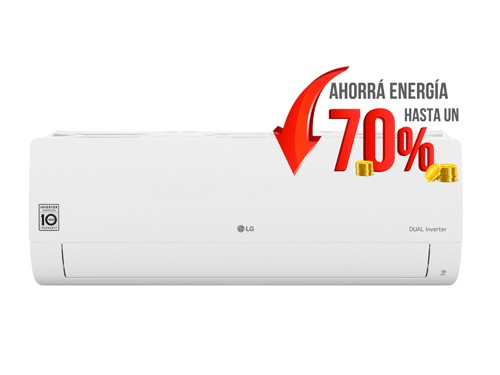 Aire Acondicionado LG S4-W12JA3AA 3500w Inverter