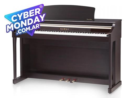 Piano Electrico Kawai Ca15r Con Mueble - 88 Teclas
