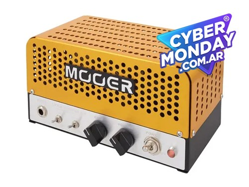 Amplificador De Guitarra Electrica Mooer Little Monster Bm