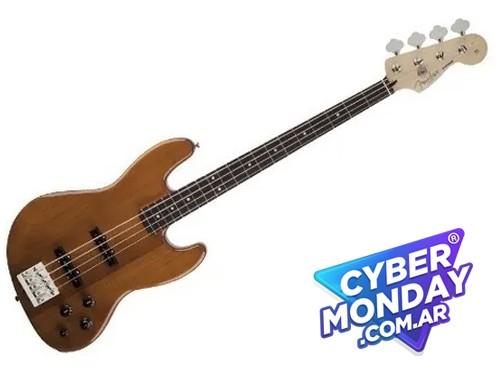 Bajo Electrico 4 C Fender Jazz Bass Dlx Okoume Detalle