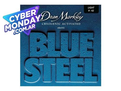 Encordado Guitarra Electrica Blue Steel 2552 09/42