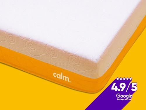 Colchón 2 plazas en Caja Calm 140 x 190