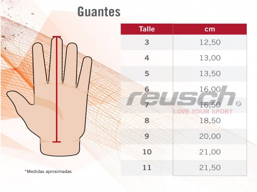 Guantes de arquero Pure Contact II G3 SpeedBump Reusch Futbol
