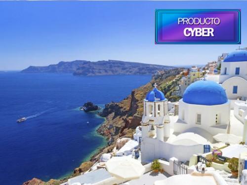 Grecia con Mykonos & Santorini + Dubai & Abu Dhabi