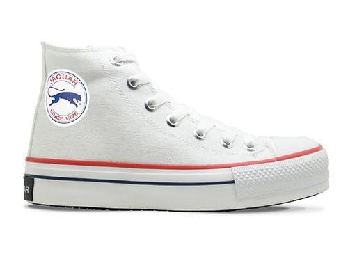 Zapatillas bota plataforma Jaguar produco #8510 talles del 35 al 40