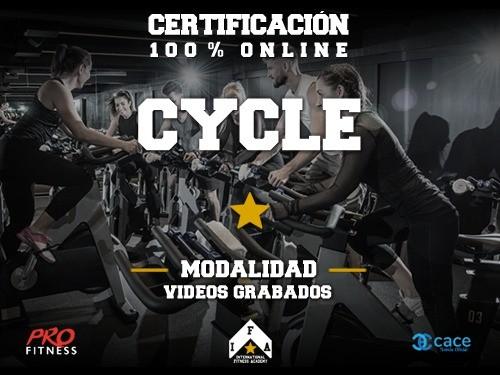 Curso OnLine en GAP, Cycle, Tonificación, Flex, Starter o Mix 60% OFF