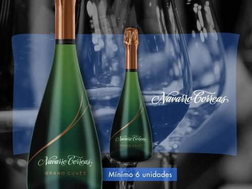 Espumante - Navarro Correas Grand Cuvee 750 ml. - Navarro Correas