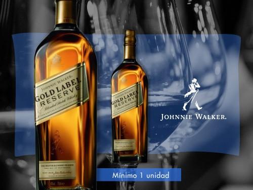 Whisky - Johnnie Walker Gold Label Reserve 750ml.