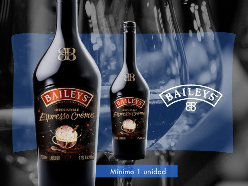 Licor - Baileys Espresso Creme 750 ml.