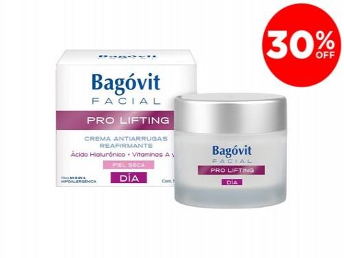 ProLifting Crema Antiarrugas Día Piel Seca Bagovit x 50 ml