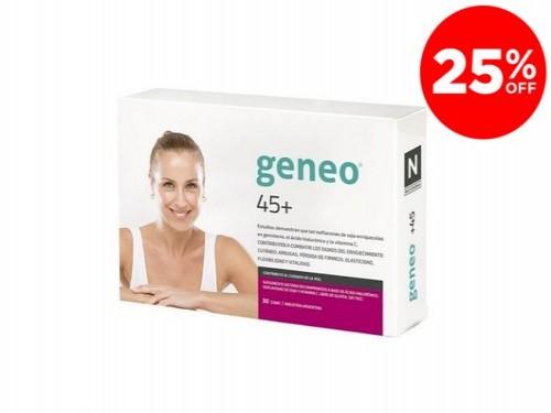 Suplemento Dietario Natufarma Geneo 45+ x 30 un